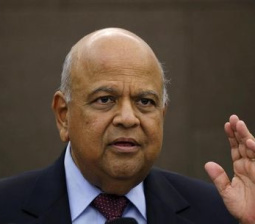 South Africa's finance minister to be charged for graft -City Press