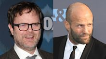 Rainn Wilson Joins Jason Statham Giant Shark Movie, Meg