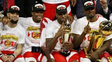 Raptors are shattering merchandise sales record after NBA title