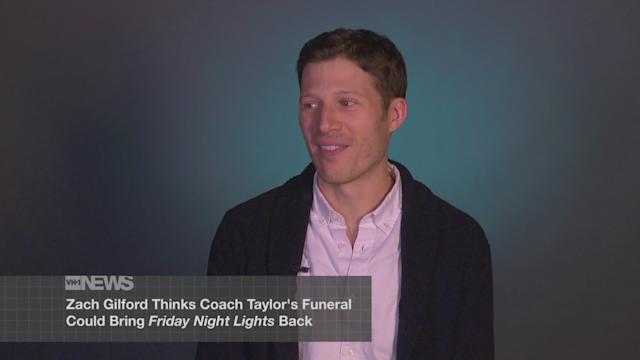 Zach Gilford Thinks Coach Taylor's Funeral Could Bring Friday Night Lights Back