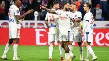 Foot - L1 - Ligue1:l'OL et Depay imposent leur loi à Dijon et lancent bien leur saison