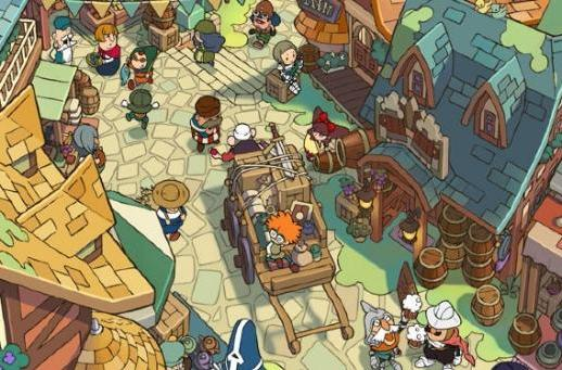 Level-5 invites players into a 'Fantasy Life' ... in a doomed town
