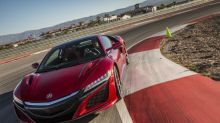 Driving A 2017 Acura NSX Until The Curtain Falls