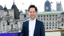 Paul Rudd admits he still fees like an imposter as he gives career advice