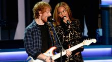 Beyonce and Ed Sheeran to release a duet of Ed's hit 'Perfect'