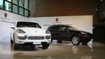 [CARVIDEO 汽車視界] 車壇直擊—Porsche Cayenne Platinum白金版