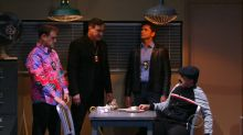 Bob Saget, John Stamos, and Dave Coulier Spoof 'Full House'With Crime Series