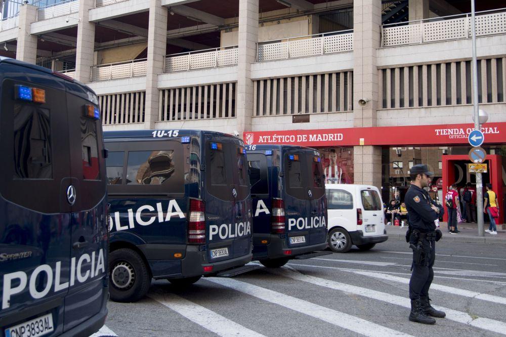 Haftstrafen für Leicester-Fans nach Randalen in Madrid
