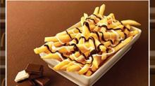 McDonald's Japan Finally Debuts Chocolate-Covered French Fries