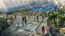 Jewel at Changi Airport to open in early 2019, Canopy Park unveiled