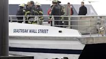 Witness: NYC Ferry Captain 'Screamed, Call 911'