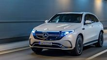 Prior to launch, details of Mercedes-Benz EQC electric SUV revealed