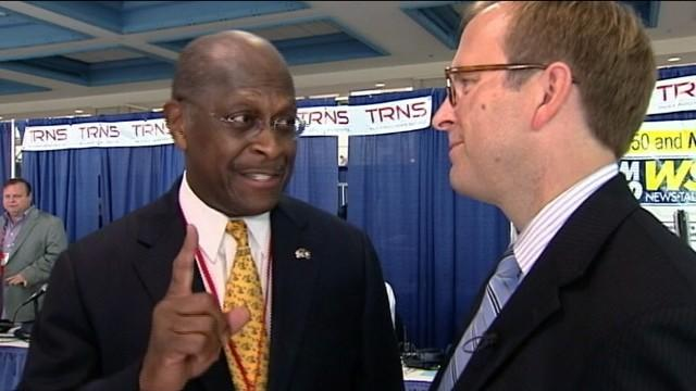 Cain: Mitt Romney Is Getting A Bad Rap About Likability
