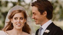 See Princess Beatrice's Wedding Dress on Display at Windsor Castle