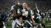 Today in sports history: No. 15 Michigan State beats No. 4 Wisconsin on game's final play in 2011