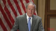 George W. Bush: George Floyd's Death Means It's Time To Listen, Not Lecture