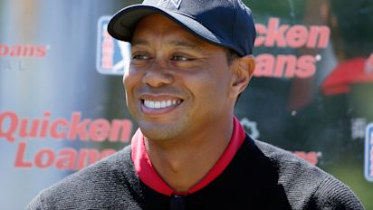 Tiger Woods' event out of Congressional