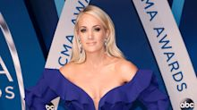 Carrie Underwood 'Not Quite Looking The Same' After 50 Stitches In Face