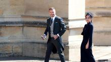 Victoria Beckham shamed for not smiling at the royal wedding