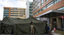 Army Corps of Engineers races to provide 10,000 hospital rooms for coronavirus response