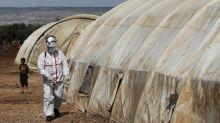 Syria, UAE leaders discuss coronavirus, a thaw in relations
