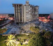 'Like a bomb went off.' Photos show tragic aftermath of condo collapse near Miami