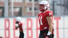 Husker tight ends at the center of attention this fall