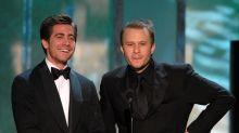 Heath Ledger se recusou a fazer piada com gays no Oscar, diz Jake Gyllenhaal