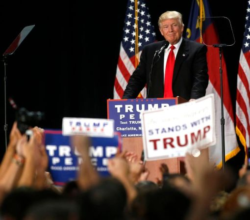 Why Donald Trump is Reaching Out to Black Voters