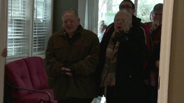 Couple Surprised by Rebuilt Home After Sandy