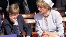 Prince William's furious phone call to Princess Diana: 'I'll never forgive you'