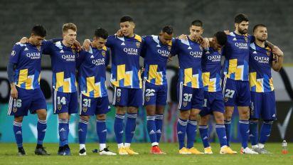 Boca Juniors, lejos de ser el máximo favorito para ganar la Concacaf si deja Conmebol
