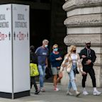 Third wave of coronavirus 'entirely possible', government advisor warns