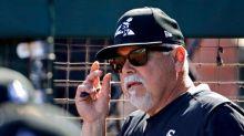 MLB/白襪隊總教練「有症狀」 需檢驗是否得新冠肺炎