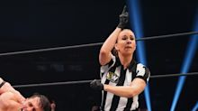 AEW's Aubrey Edwards is the trailblazing referee you don't want to mess with