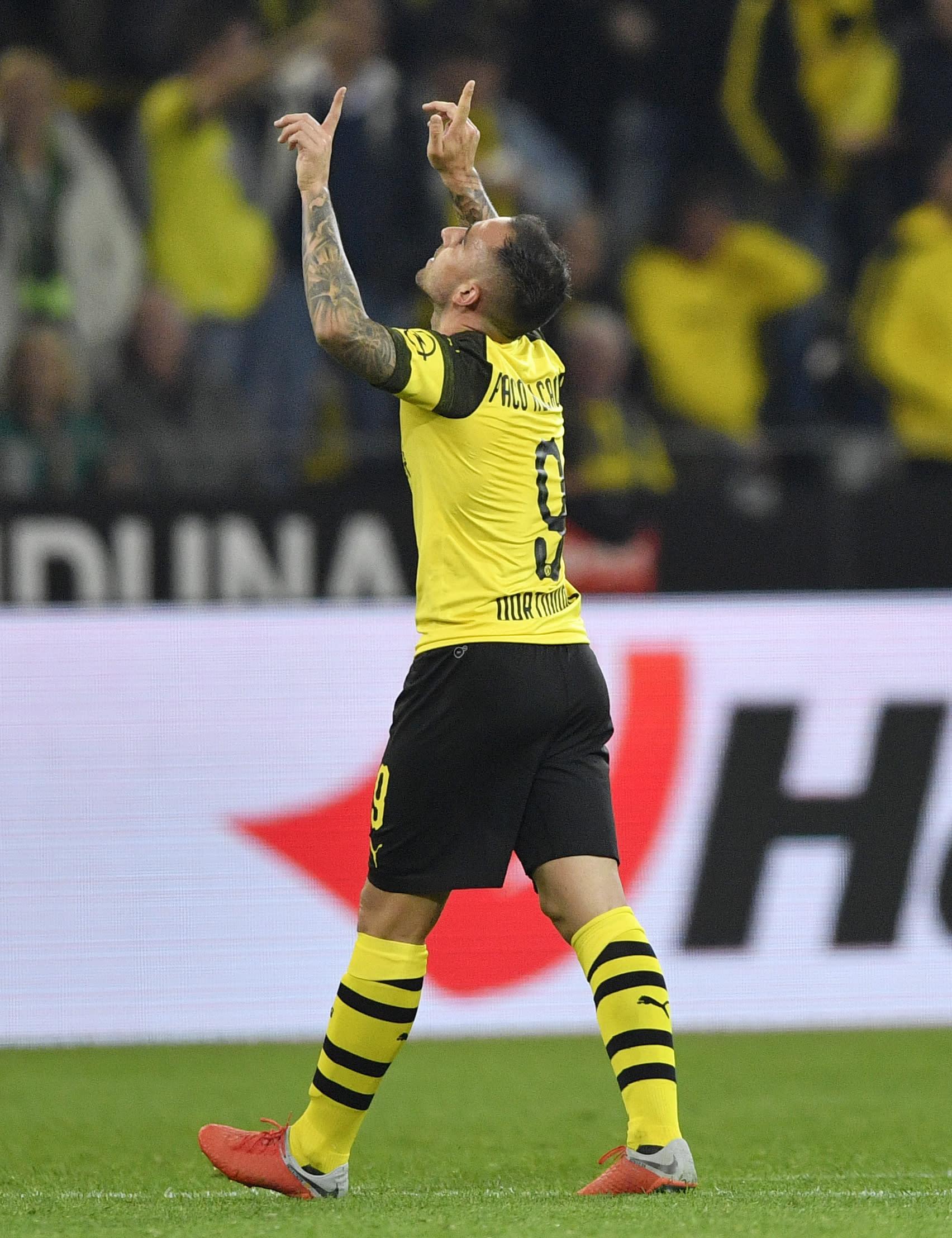 Dortmund Alcacer
