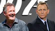 ¿Está Daniel Craig falto de masculinidad? Piers Morgan dice que sí