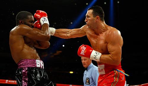 Boxen: Maske hält Klitschko-Rücktritt nach Joshua-Kampf für realistisch