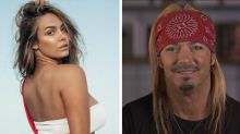 Bret Michaels jokes that daughter's Sports Illustrated swimsuit modeling is his 'comeuppance coming full circle'