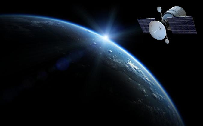 Samsung imagines Earth-wide internet through 4,600 satellites