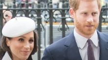 Royal wedding: Meghan Markle and Prince Harry reveal who's making their wedding cake