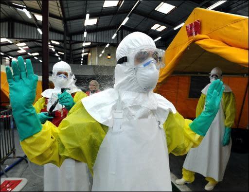 Ebola Medikament