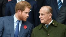 Prince Harry to succeed Prince Philip in one of his major roles