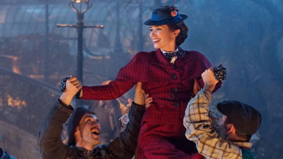 """""""Mary Poppins Rückkehr"""" – Bericht vom Besuch am Filmset: Diese Disney- Fortsetzung wird """"ein Geschenk an die Welt"""""""