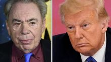 Andrew Lloyd Webber Tells Trump Campaign To Forget 'Memory' – Report