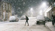 Britain braced for hail, snow and rain as Arctic winds hit and temperatures fall