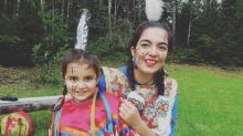 Young Cree dancer hopes Waskaganish accepts powwow