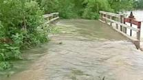 Flooding Reaches Lewis And Clark Village