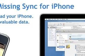 Mark/Space delivers Missing Sync for iPhone