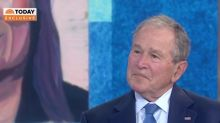 Bush tells GOP it can't win anything with appeal to 'White Anglo-Saxon Protestantism'
